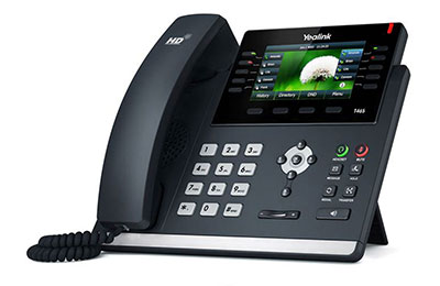 téléphone ip yealink T46s