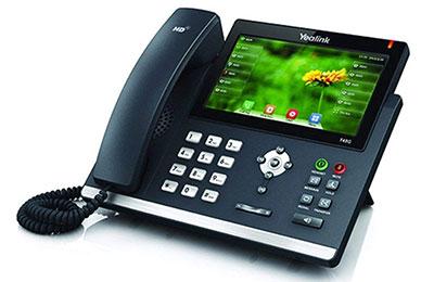 téléphone ip yealink T48S